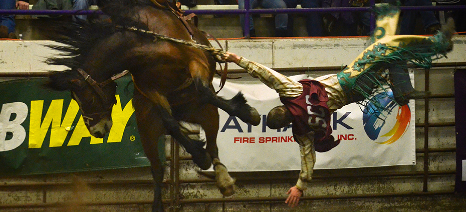 K State Rodeo Club Saddles Up To Host Competition Over