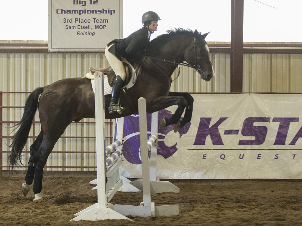 Equestrian Program Being Discontinued At K State Women S