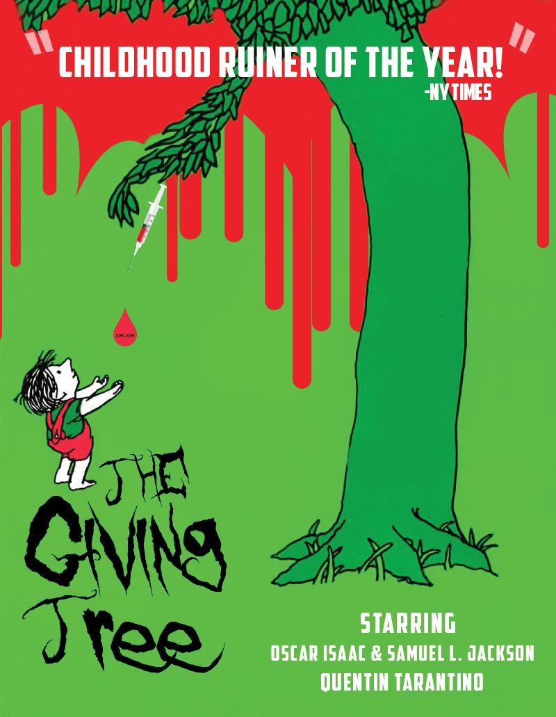 Review New Tarantino Adaptation Of The Giving Tree