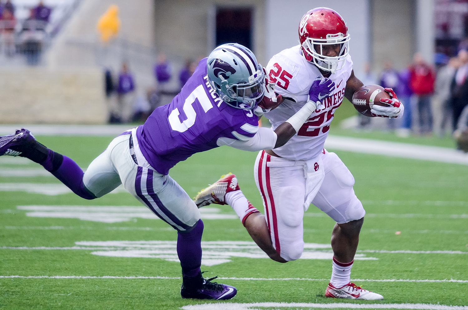Kansas State vs. Oklahoma 2016