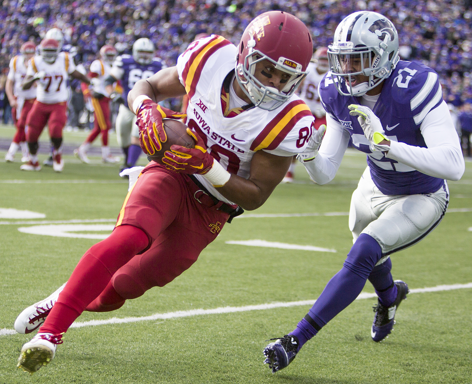 Iowa State trying to 'simplify' in short week
