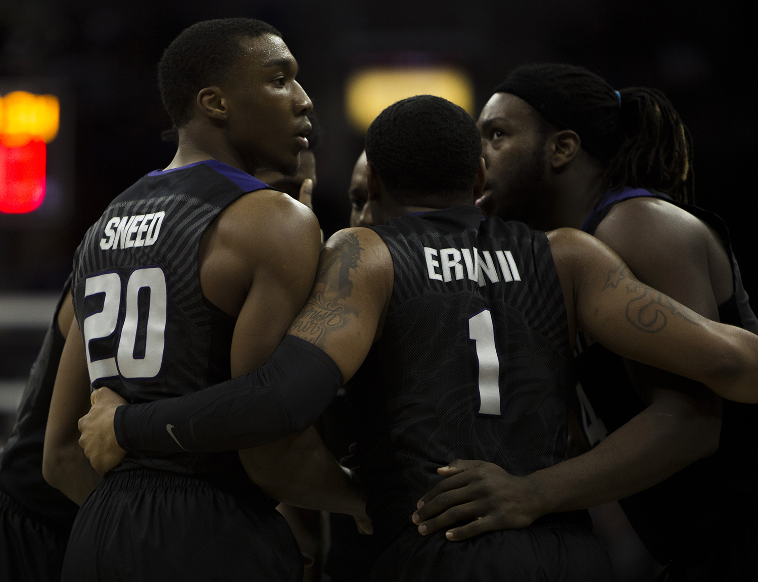 Kansas State pulls away from Wake Forest