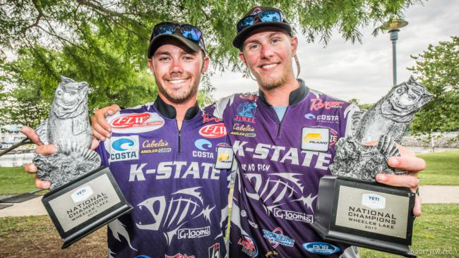 Travis Blenn and Kyle Alsop