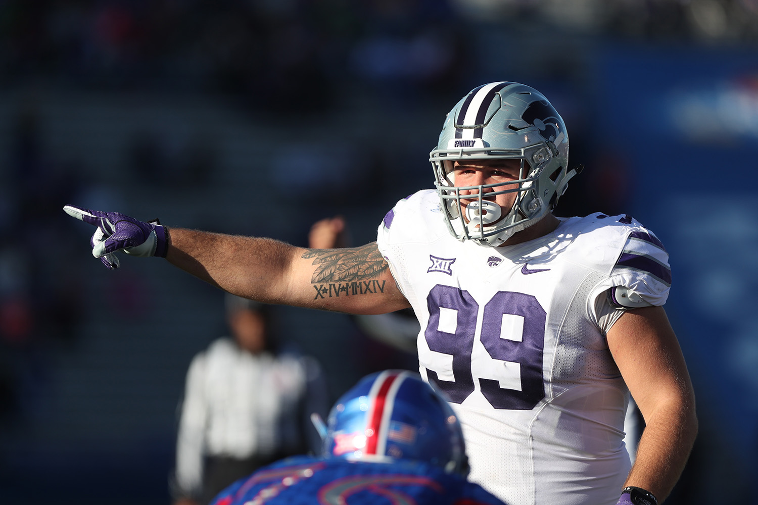 Kansas State holds off KU