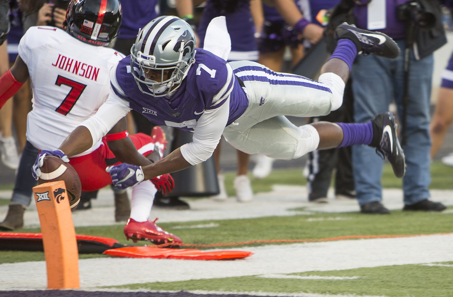Kansas State 42, Texas Tech 35: Key moments, players and grades