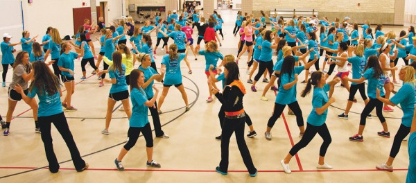 Women's self-defense class, concert held in honor of slain K-State student