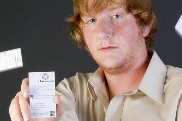 K-State student starts social media company