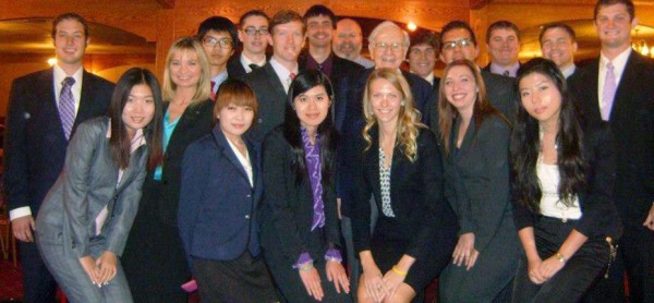 K-State students travel to Omaha to hear Warren Buffett speak