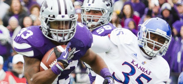 K-State running back hopes to reach personal, team milestones