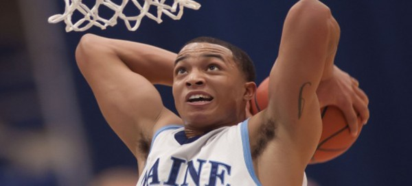 Maine transfer Justin Edwards visits K-State