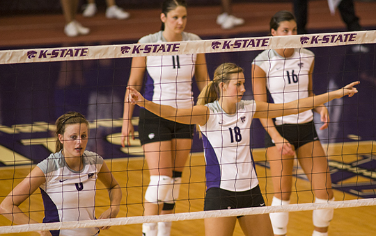 K-State women's volleyball faces Tulsa on Tuesday | The ...