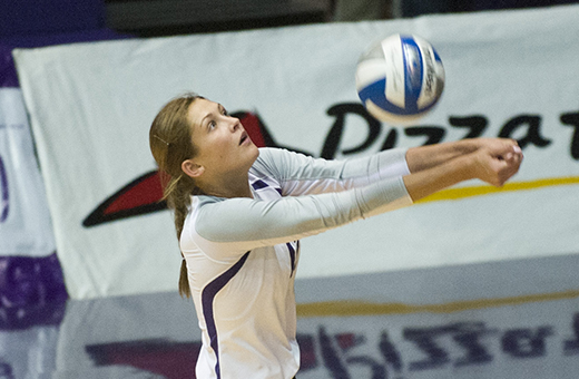 K-State volleyball prepares to take on Jayhawks