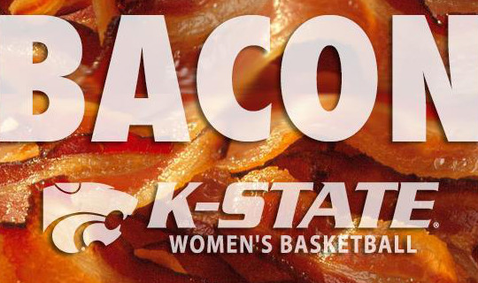 Bacon-Cats: Women's basketball offers students tasty incentive to support squad