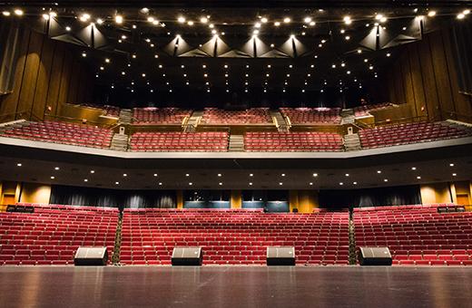 Mccain Auditorium Wins Best Source Of Entertainment The
