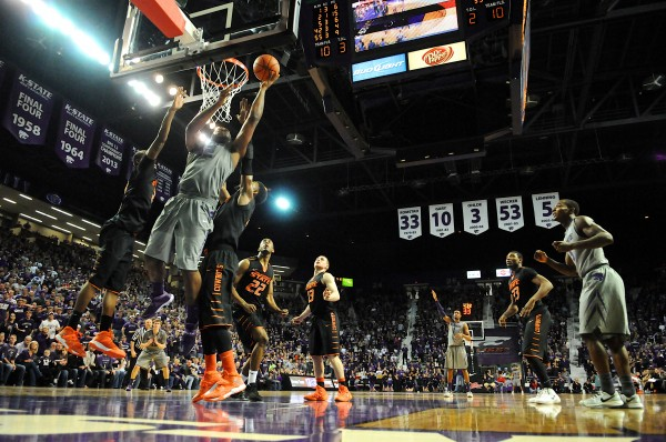 K-State vs Oklahoma State in Photos