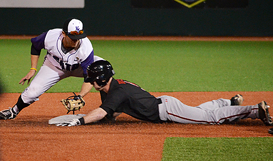 K-State baseball team swept by Cal Poly to open season
