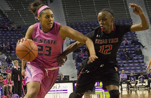 Women's basketball looking to cease road woes against TCU