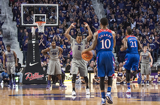 K-State to take on struggling TCU