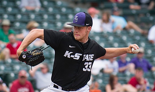 K-State Baseball looks to rebound after 3-game skid