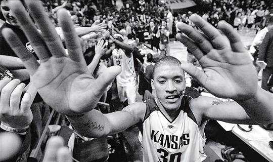 Catching up with former K-State Wildcat Michael Beasley