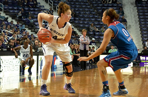 Wildcats set to play spoiler role against Jayhawks