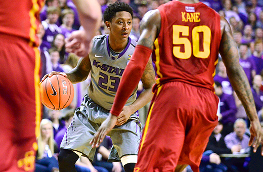 K-State to play Iowa State Thursday in KC