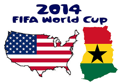 USA exacts revenge against Ghana, takes first World Cup match
