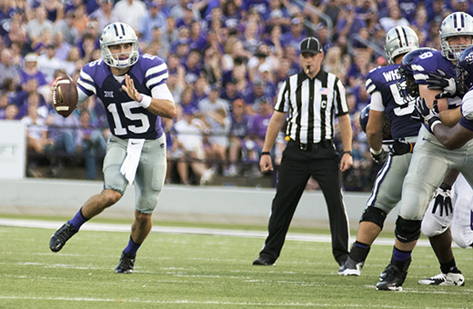 Grading the game, notes from K-State's 55-16 win
