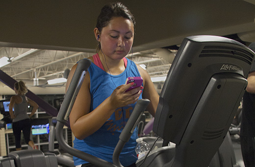 Tips for staying healthy in college