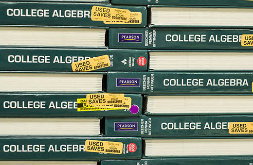 Guide to saving money on textbooks