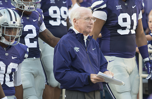 Letter from Bill Snyder