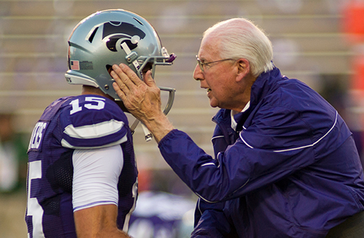 Bill Snyder: A seized opportunity