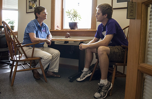 Student Access Center helps students with disabilities succeed in college
