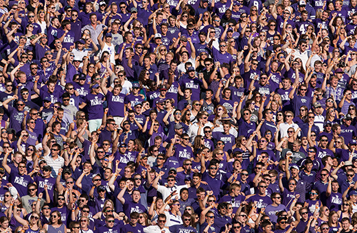 Fate of Snyder's student section rests on professor's shoulders