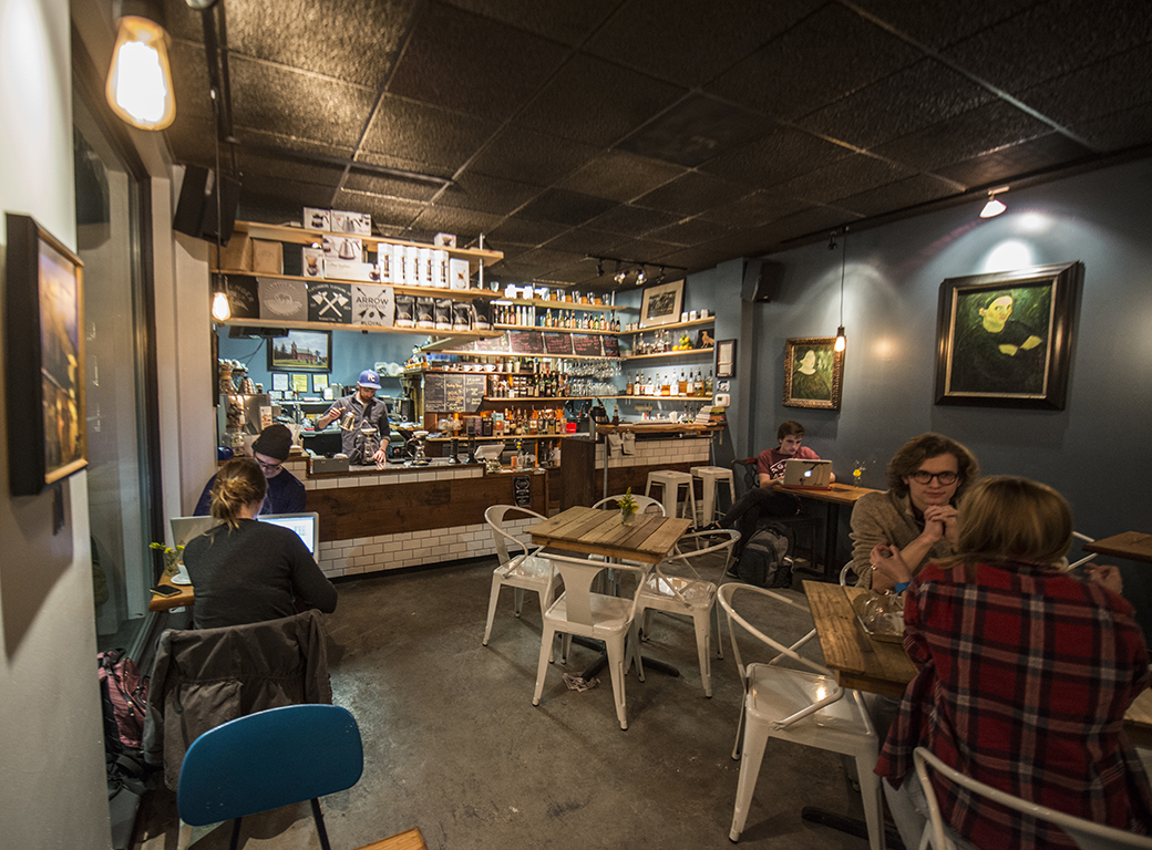 Third-wave coffee makes a splash in Manhattan | The Collegian