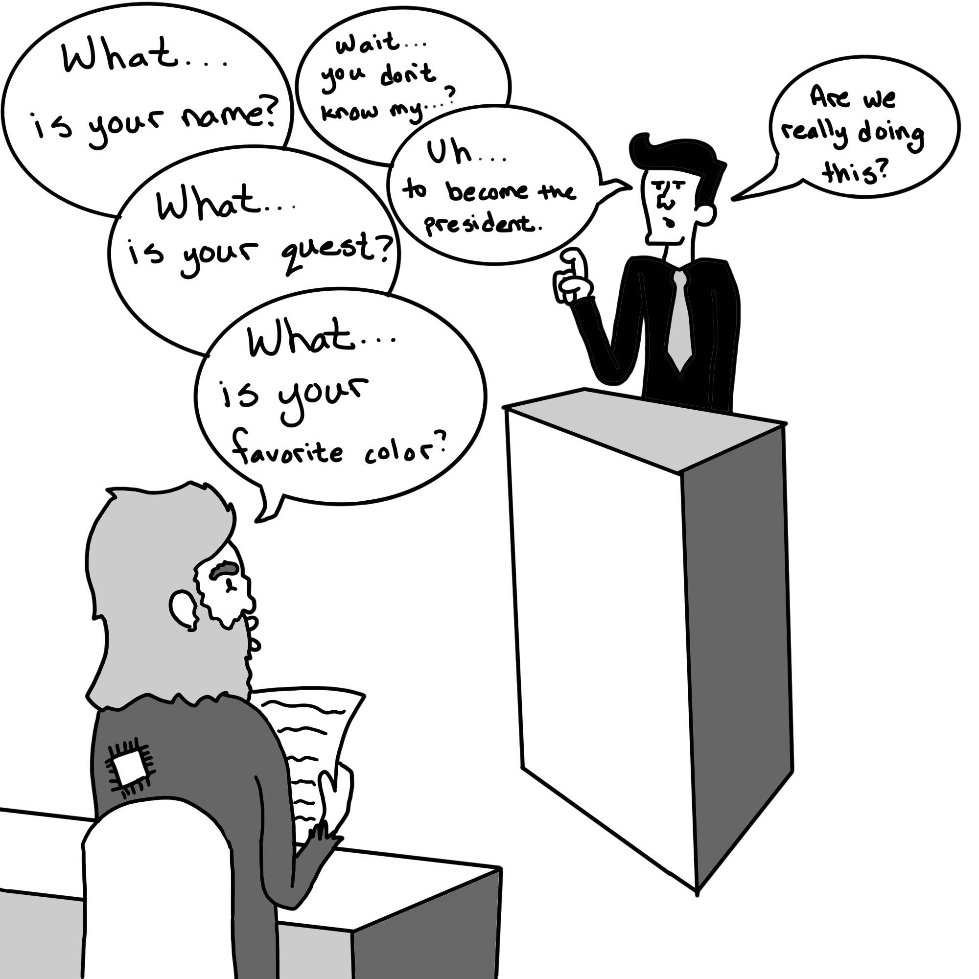 Opinion Debating Debates The Collegian