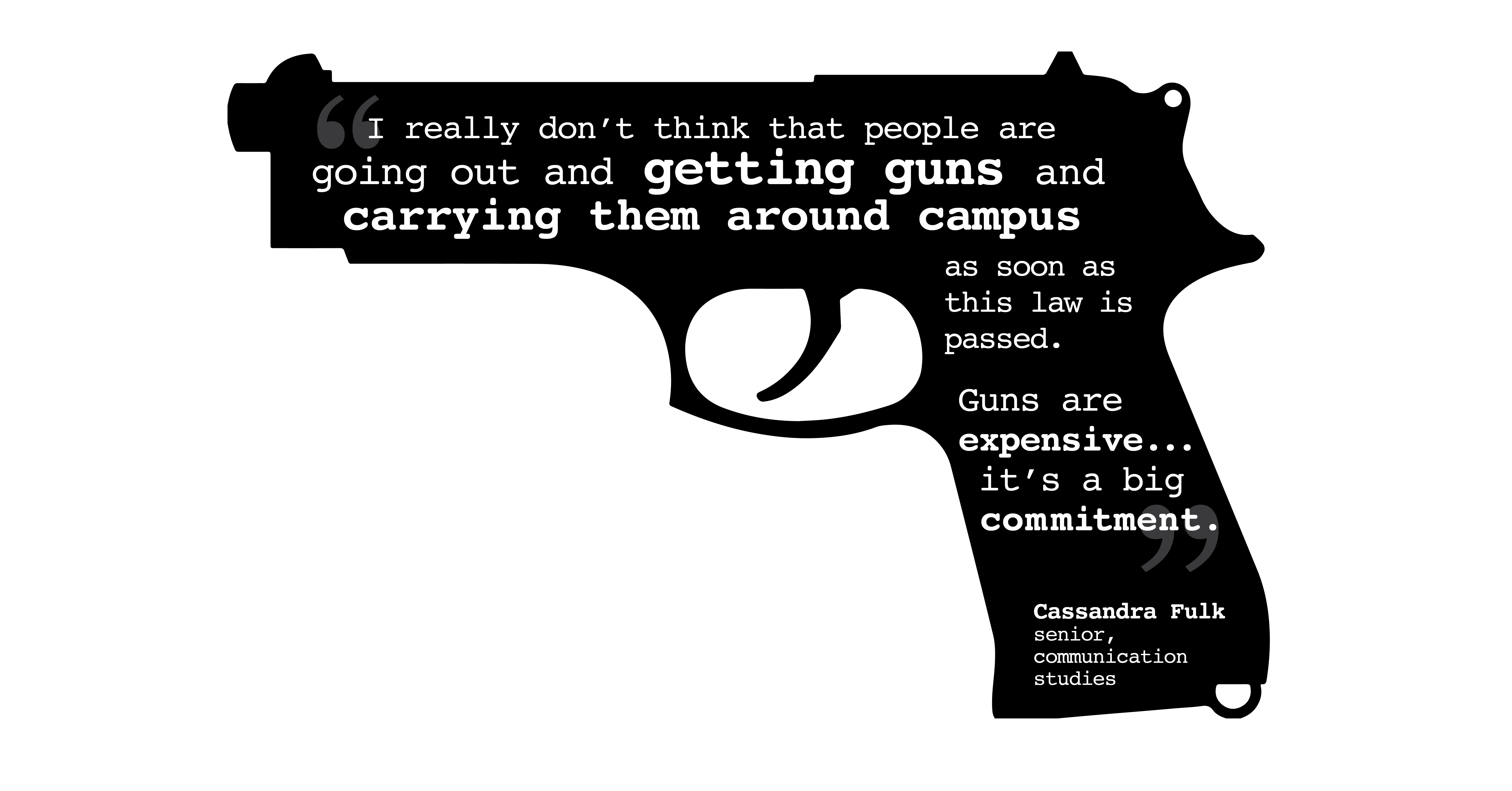 Guns on Campus' Laws for Public Colleges and Universities – by The Campaign to Keep Guns off Campus
