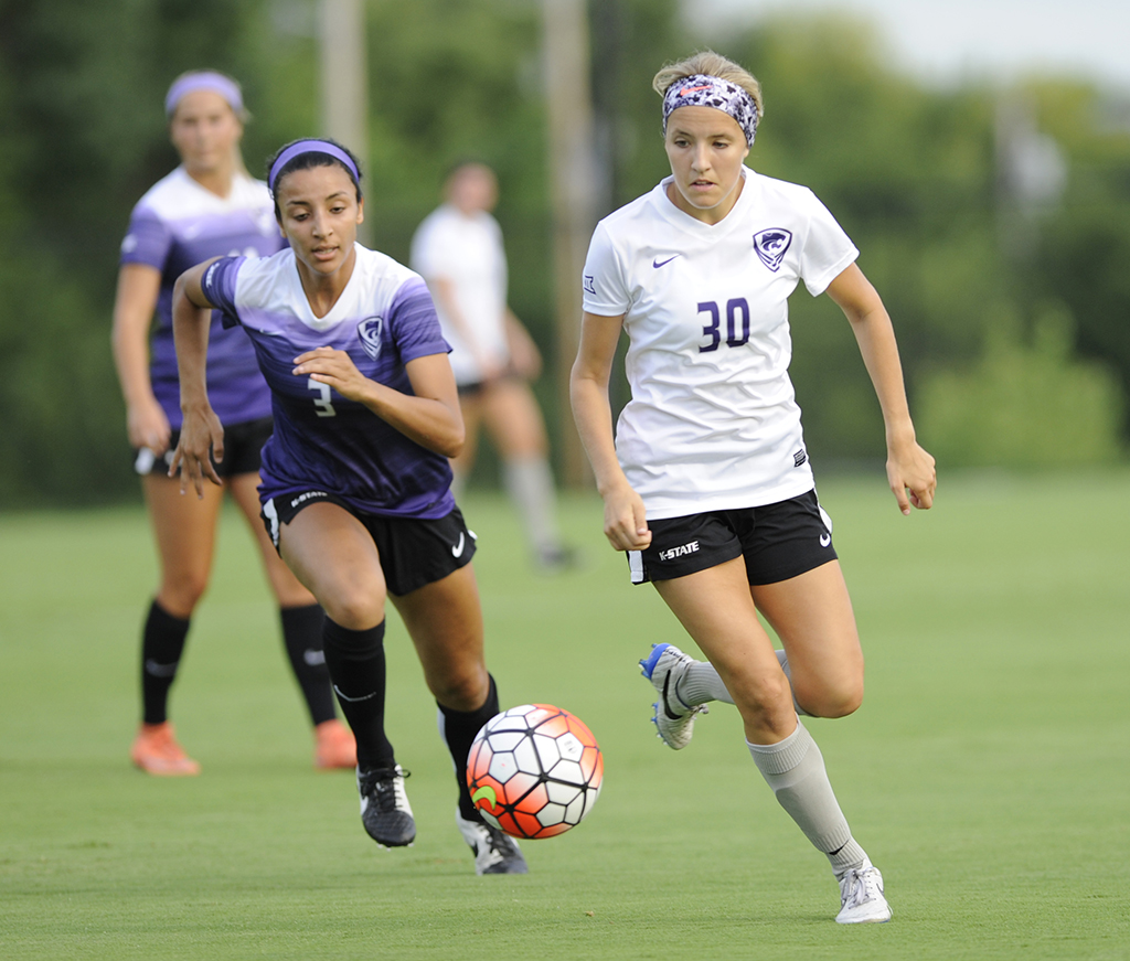 Wildcat soccer begins season with loss, draw | The Collegian