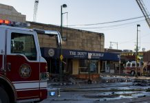 Aggieville Shops Resume Business In Aftermath Of The Dusty Bookshelf Fire