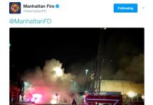 The Dusty Bookshelf Fire As Told By Twitter