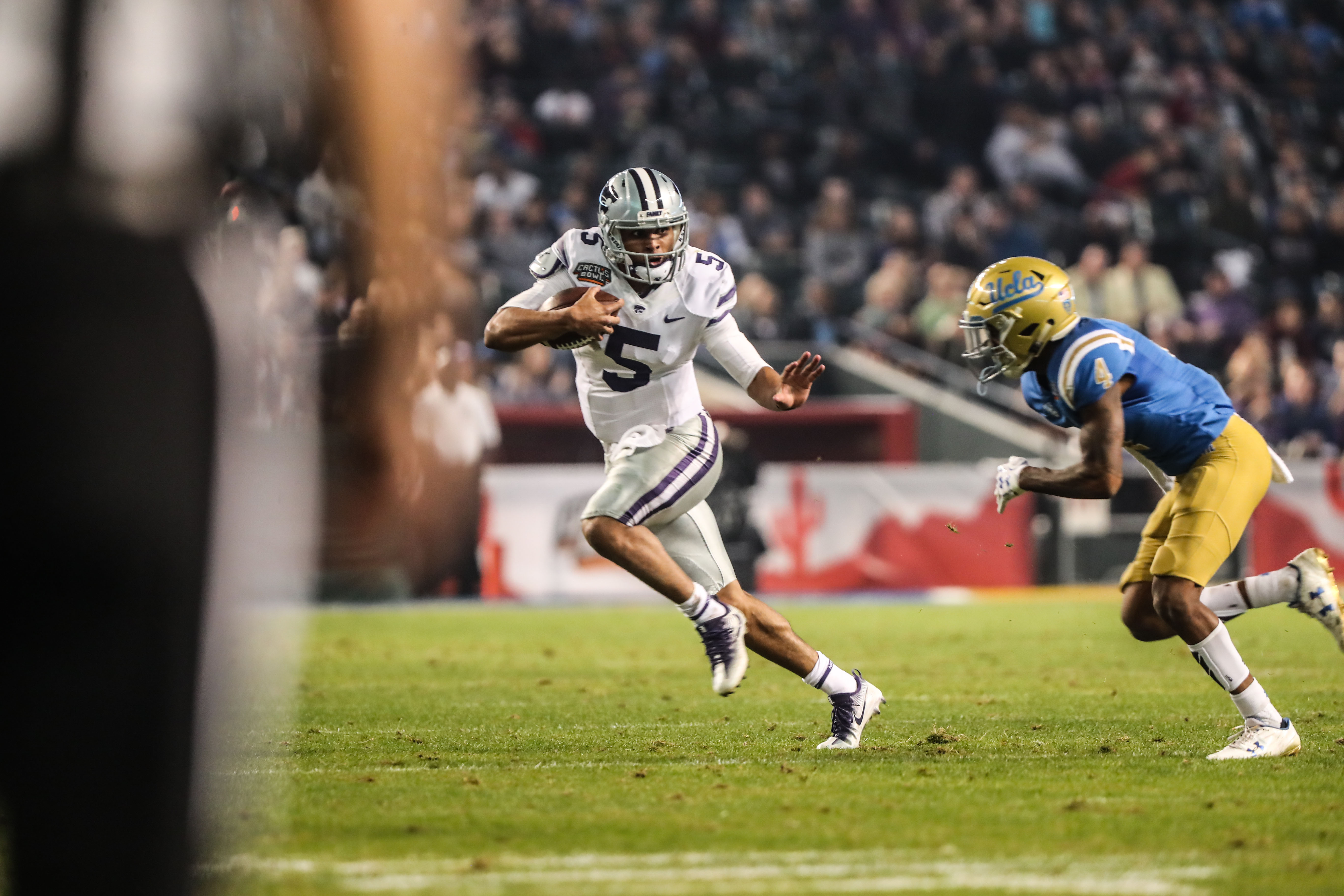 Second half comeback powers Kansas State to Cactus Bowl victory over UCLA