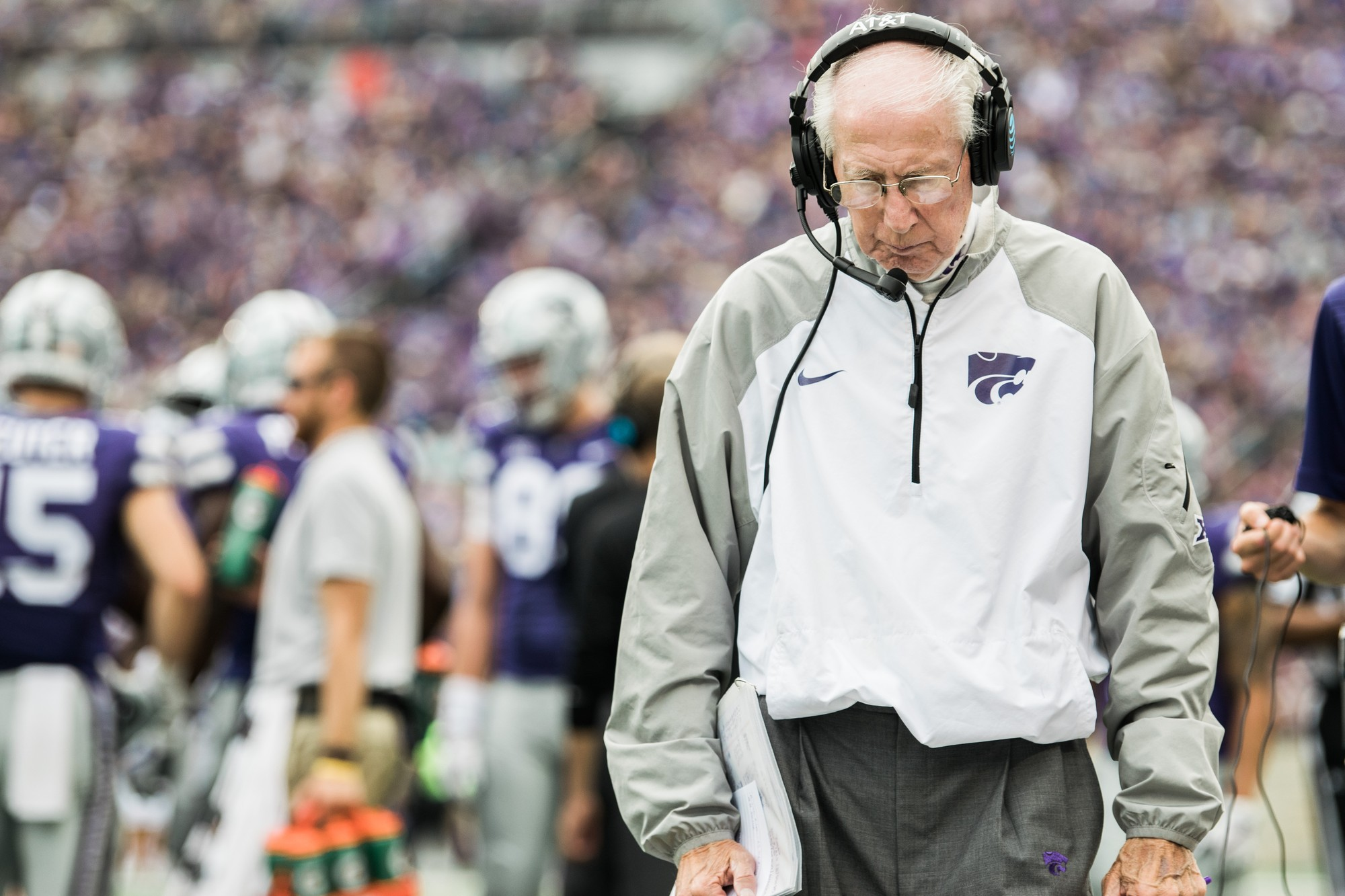 Coach Bill Snyder's 22-year-old grandson found dead in Manhattan