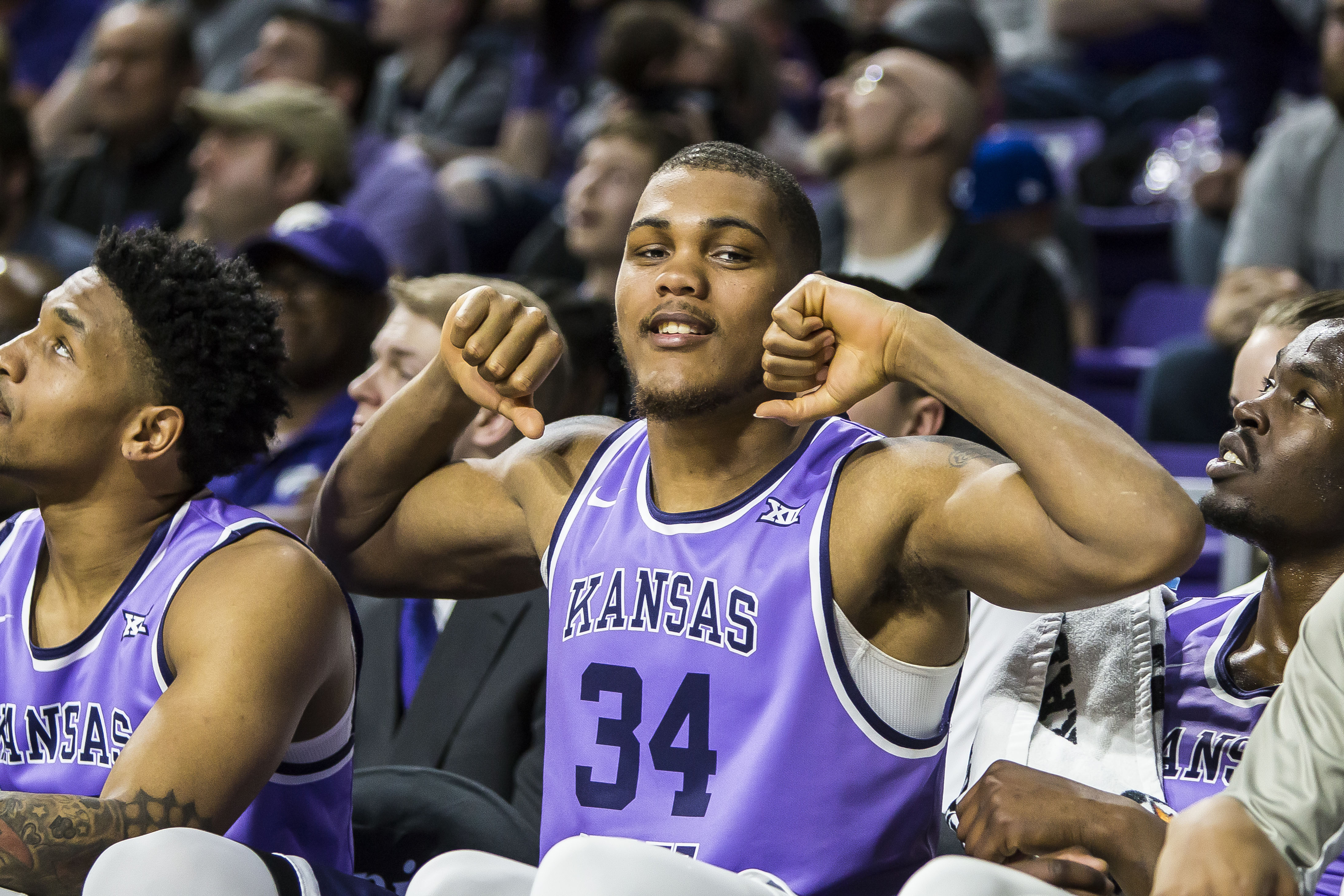 State beats TCU 66 - 64 in OT at Big 12 Championship Quarterfinal