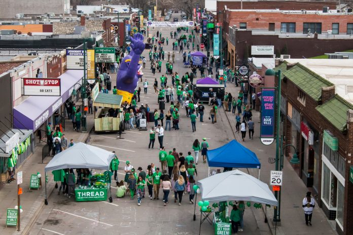 Fake Patty's Day weekend arrest and citation reports | The