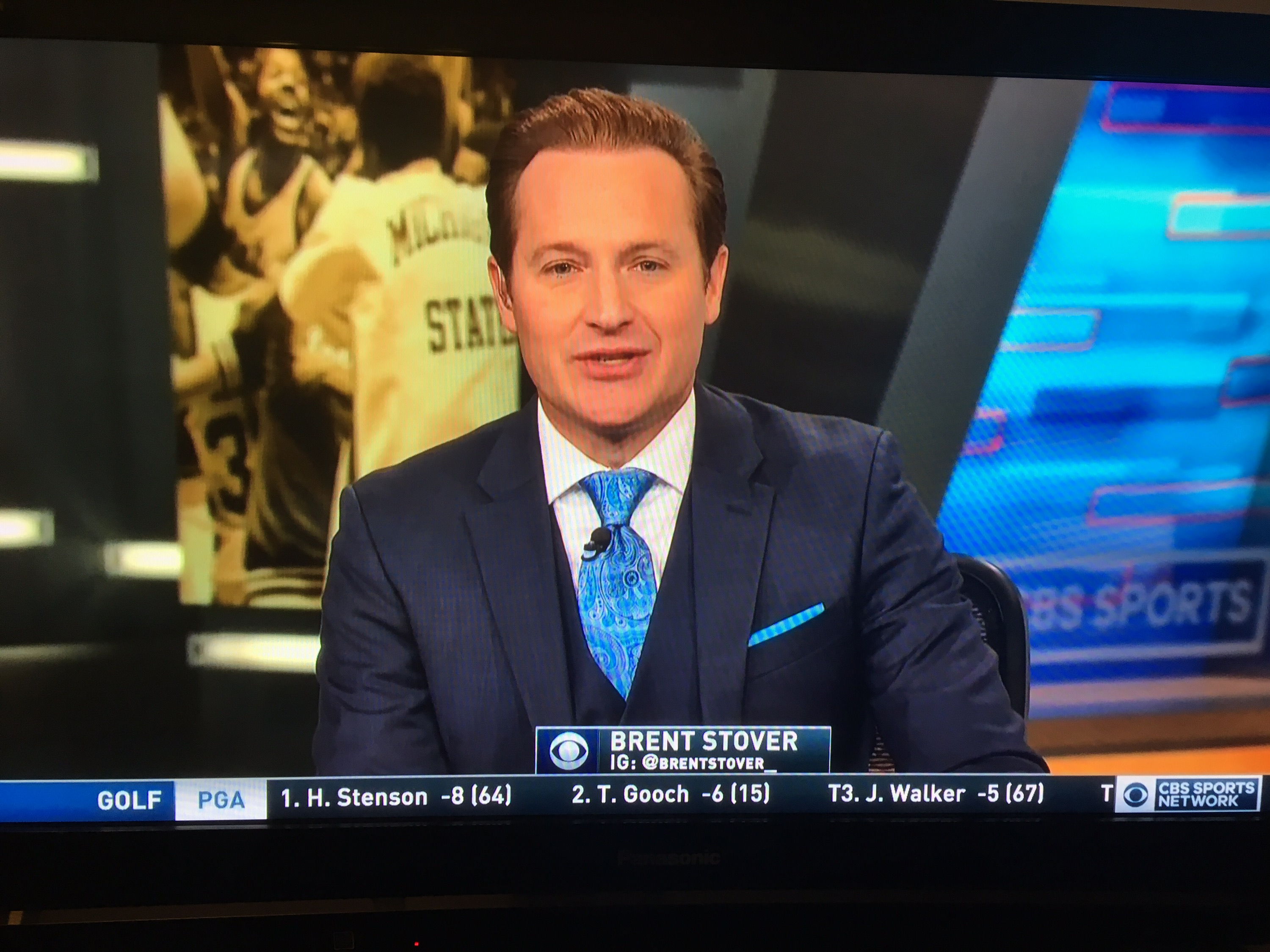 Now a host at CBS Sports K State alum reflects on career path