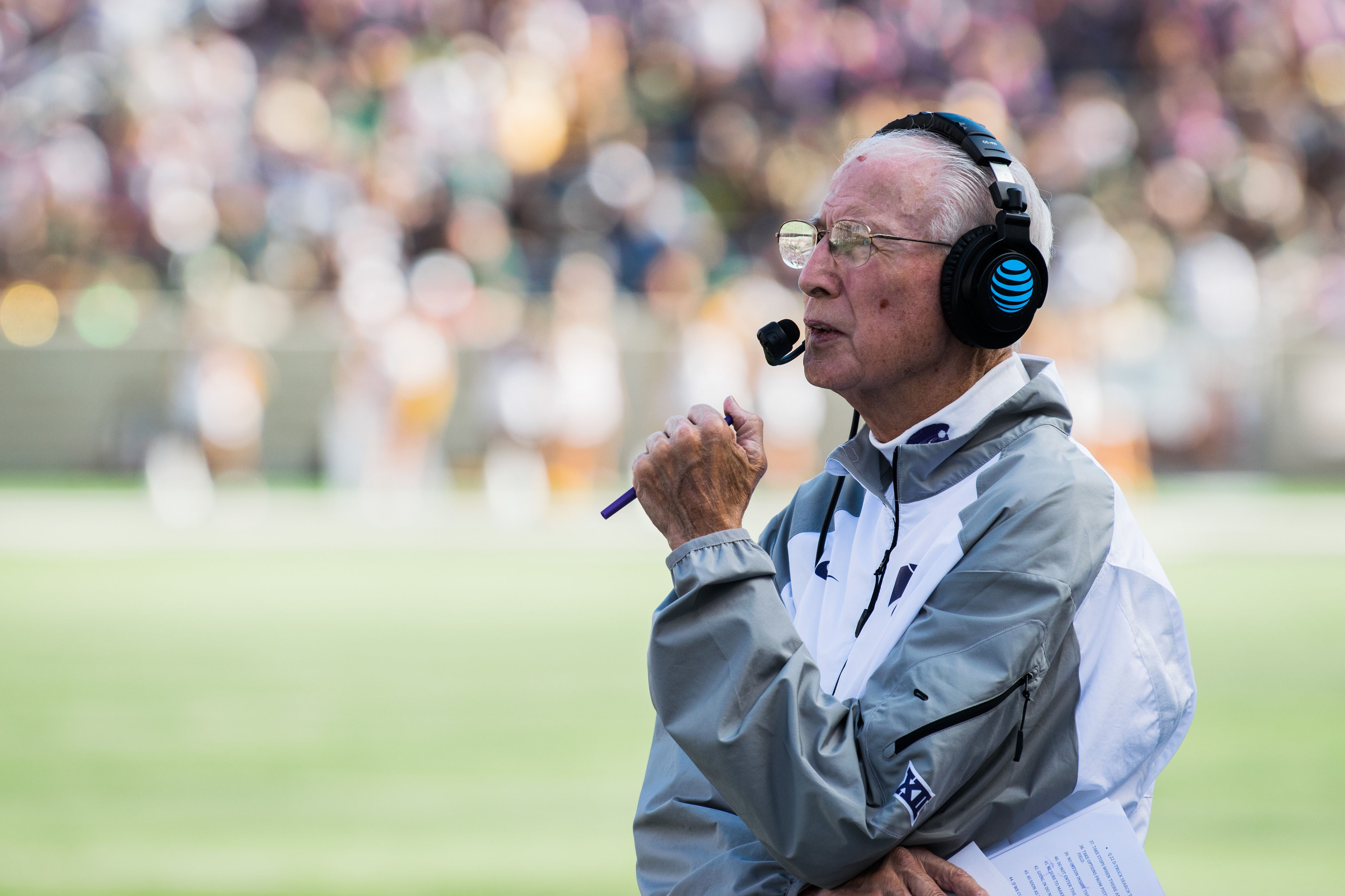 Snyder Magic': The accomplishments of Bill Snyder | The Collegian