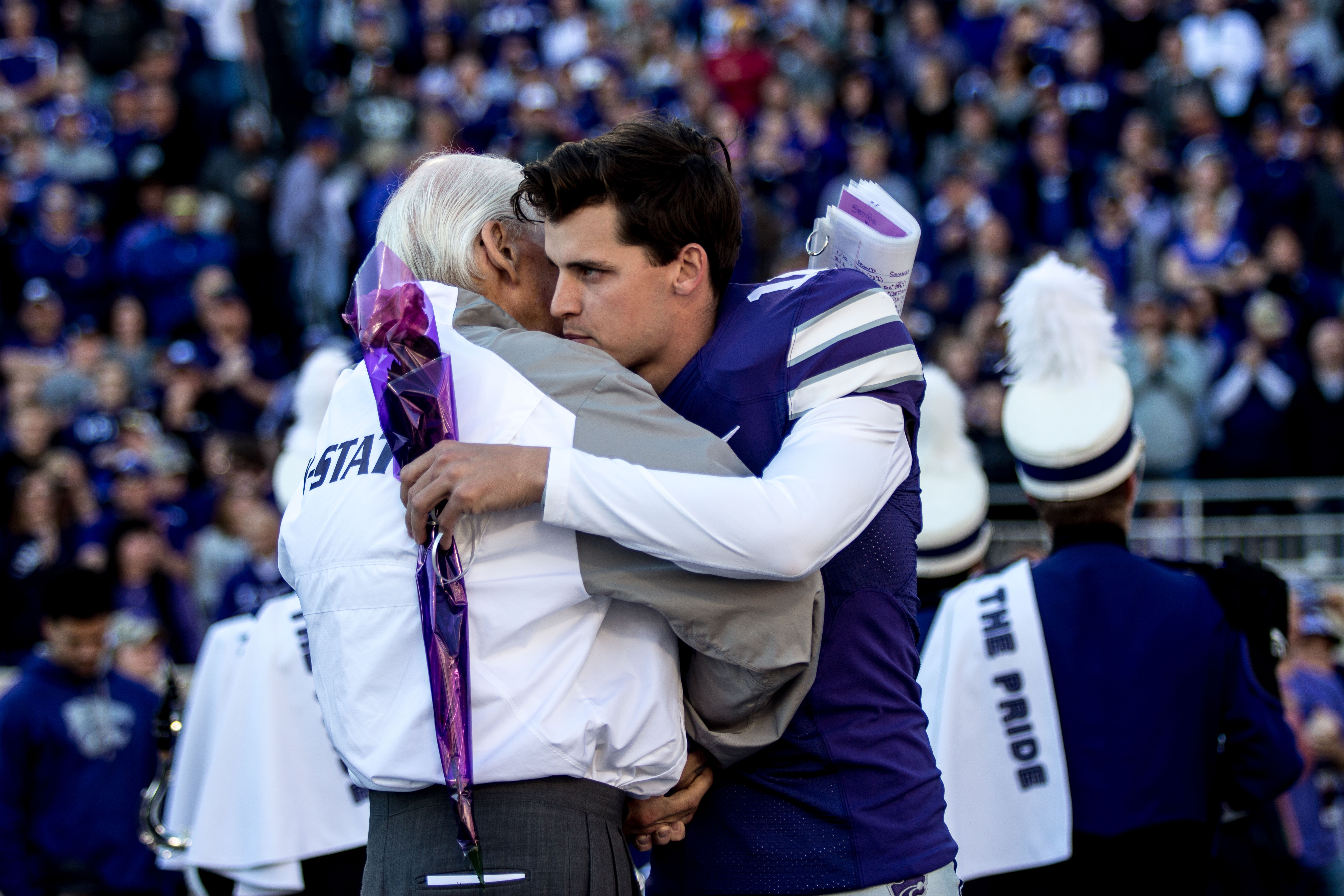 Former K State kicker shapes up for NFL, reflects on time