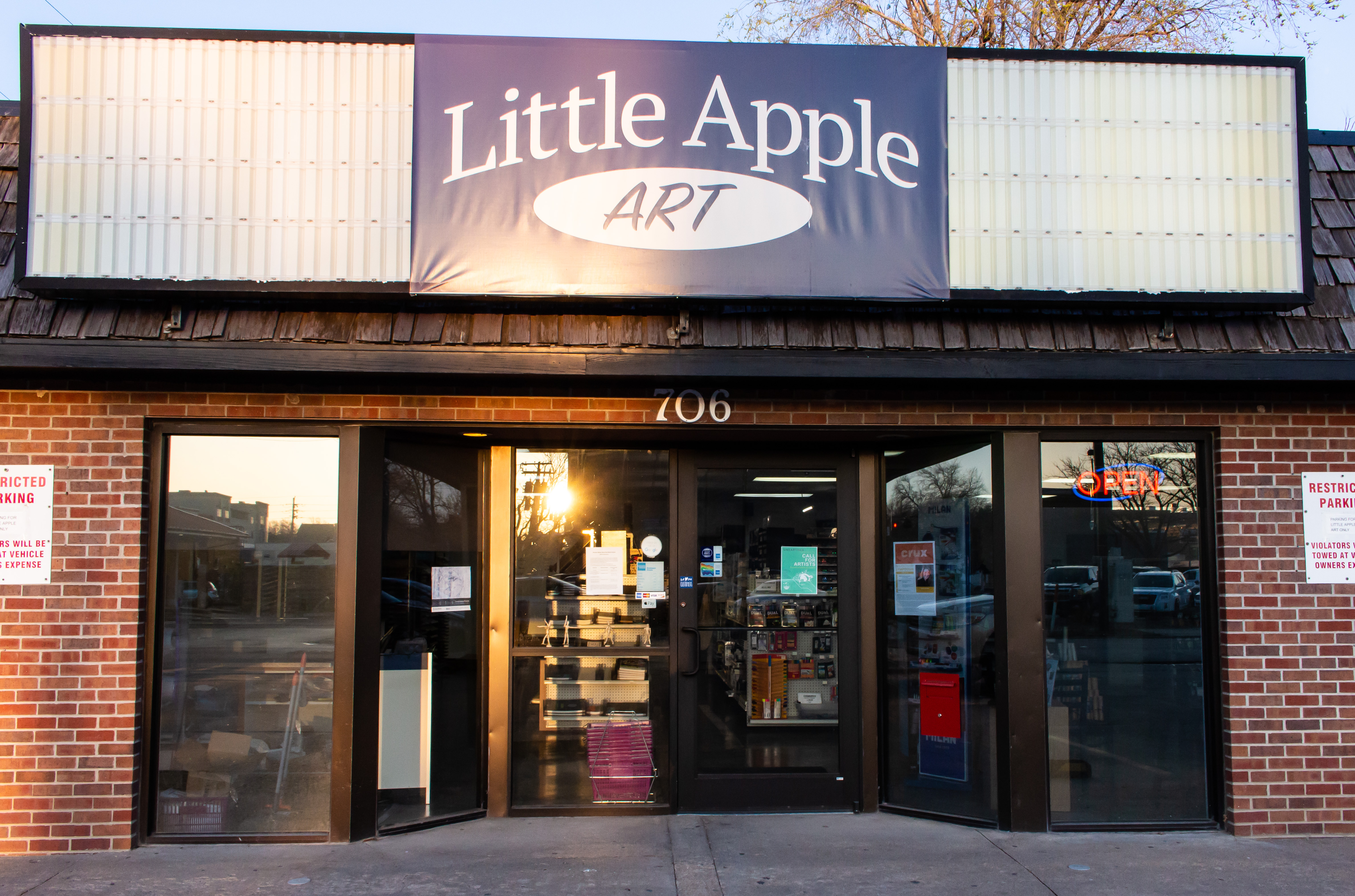 Little Apple Art Supply equips artists of Manhattan | The Collegian