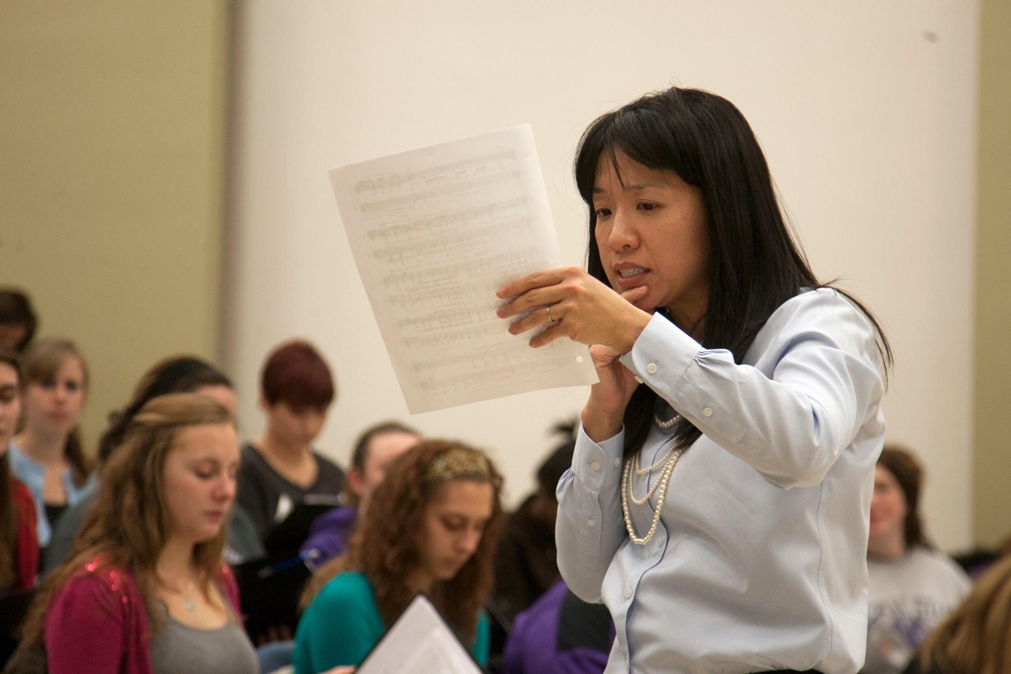 K-State hosts prestigious 40th Summer Choral Institute ...