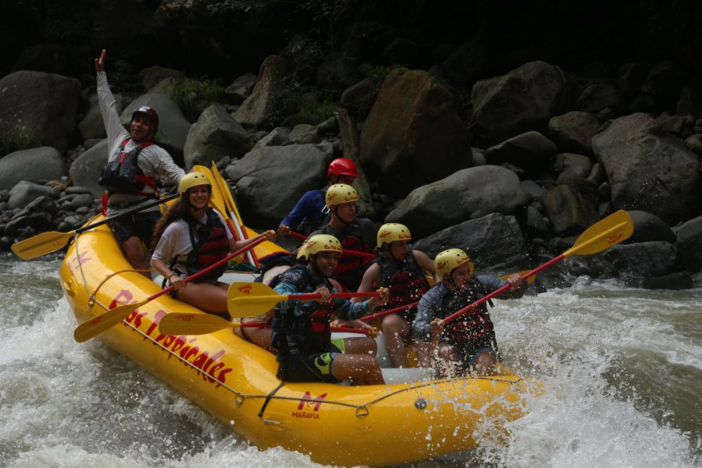 Pacuare River Rafting - June 30, 2018